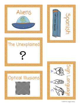 Labels For Unexplained Language >> Nonfiction Library Book Bin Labels By Mrs Lodge S Library Tpt