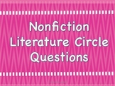 Nonfiction Literature Circle Questions