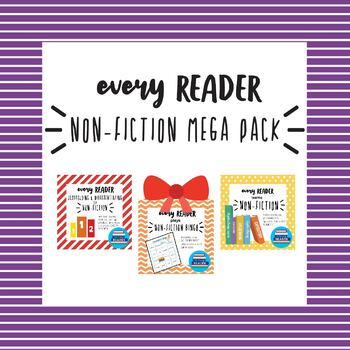 Nonfiction MEGAPack - Activities, Interactive Games, Foldables & More!