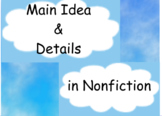 Nonfiction Main Idea Flipchart