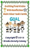 Nonfiction Main Idea Task Cards
