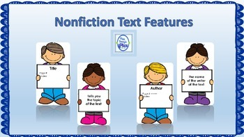 Nonfiction Match Up and Text Markers
