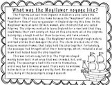 Nonfiction Mayflower Voyage Passage