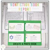 Nonfiction Book Report: Make a Photo Album