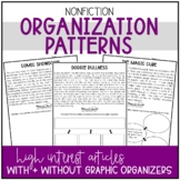 Nonfiction Organizational Patterns