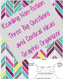 Nonfiction Organizer Based on Reading Nonfiction by Beers and Probst