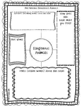 Nonfiction Packet - Scholastic's True or False Book #5: DANGEROUS ANIMALS