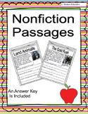Nonfiction Passages