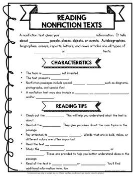 Famous Scientists Nonfiction Mini-Lesson and Passages:  4 Informational Texts