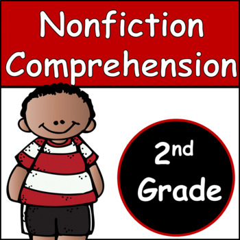 Nonfiction Passages and Comprehension for 2nd Grade