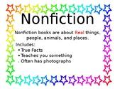 Nonfiction Poster