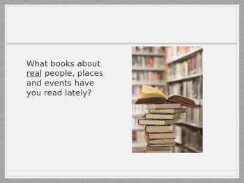 Nonfiction Powerpoint