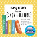 Nonfiction Activities, Foldable, KAHOOT, QUIZIZZ, & more!