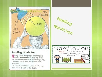 Nonfiction Powerpoint Presentation