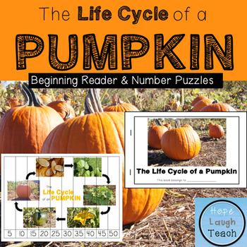Nonfiction Pumpkin Life Cycle Bundle