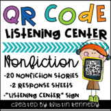 QR Code Listening Center: Nonfiction