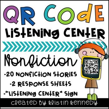 QR Code Listening Center: Nonfiction