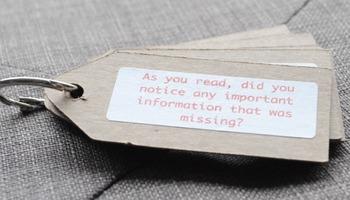 Nonfiction Question Stems