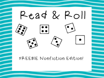 Nonfiction Read and Roll!