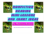Nonfiction Reading Charts, Mini-lessons, and more for PowerPoint