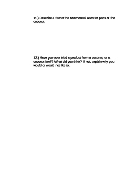 Nonfiction Reading Comprehension Packet