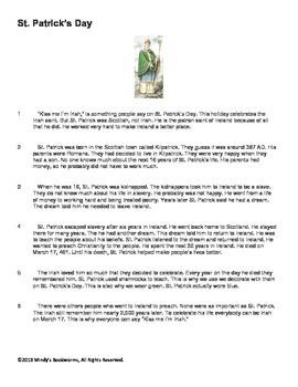 Nonfiction Reading Comprehension Passage With Questions- 520L