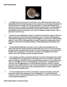 Nonfiction Reading Comprehension Passage With Questions- 860L