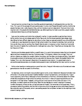 Nonfiction Reading Comprehension Passage With Questions- 870L