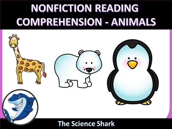 Nonfiction Reading Comprehension - Animal Passages