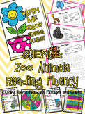 Primary Grades Nonfiction READING FLUENCY PASSAGES: Zoo Animals!