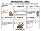 Nonfiction Reading Foldable