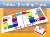 Critical Reading Skills Game