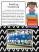 Nonfiction Reading Incentive and Graphic Organizers