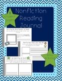 Nonfiction Reading Journal #kinderfriends