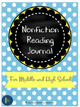 Nonfiction Reading Journal