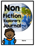 Nonfiction Reading Journal Printable