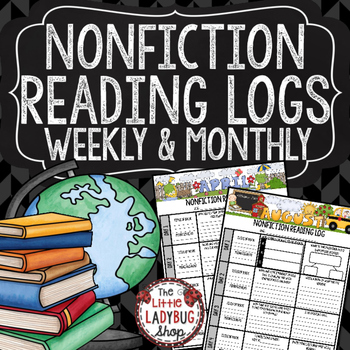 Nonfiction Reading Logs for Accountable Reading