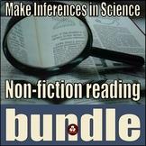 Nonfiction Science Reading Passages Bundle
