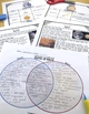 Solar System Reading Passages: Earth & Mars Compare & Contrast
