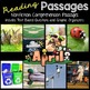 Nonfiction Reading Passages with Monthly Themes