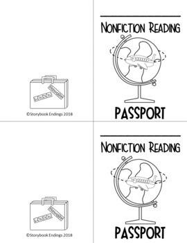 Nonfiction Reading Passport