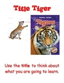 Nonfiction Reading Posters