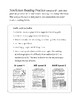Nonfiction Reading Practice, Grade 6