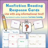 Nonfiction Cards