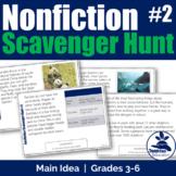 Nonfiction Reading Scavenger Hunt 2