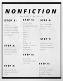 Nonfiction Reading Strategies