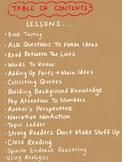 Nonfiction Reading Strategies Toolkit