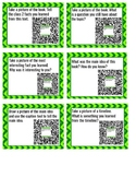 Nonfiction Reading Task Cards Using Seesaw