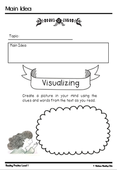 Nonfiction Reading Texts with Research Sheets 1-1 ( Science & History )