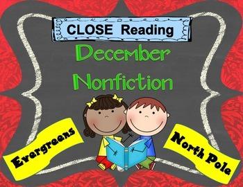 Nonfiction Reading Units